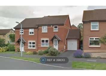Thumbnail 3 bed semi-detached house to rent in The Fairways, Sherford, Taunton