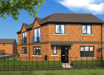 Thumbnail 3 bed end terrace house to rent in Castlemilk Court, Woodford Grange, Winsford