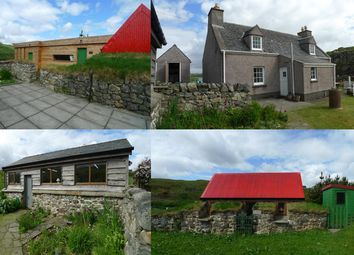 Thumbnail 2 bed detached house for sale in 1 Garyvard, Lochs House, Gallery And Studio, Isle Of Lewis