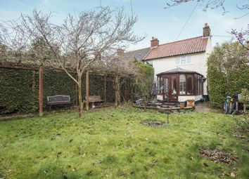 Thumbnail 3 bed end terrace house for sale in The Terrace, North Pickenham, Swaffham