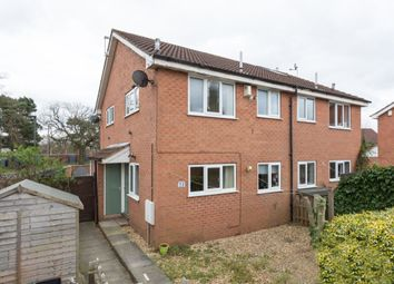 Thumbnail 1 bed terraced house for sale in Waincroft, Strensall, York