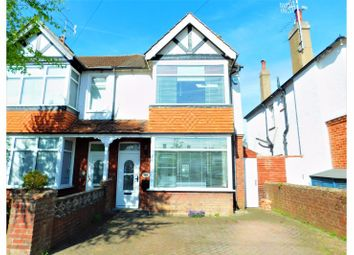 Thumbnail 4 bed semi-detached house for sale in Highfield Road, Worthing