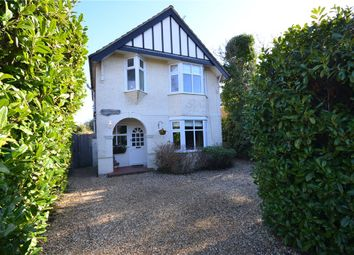 Thumbnail 4 bed detached house for sale in Atbara Road, Church Crookham, Fleet