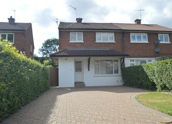 Thumbnail 3 bed property to rent in Ladies Grove, St Albans
