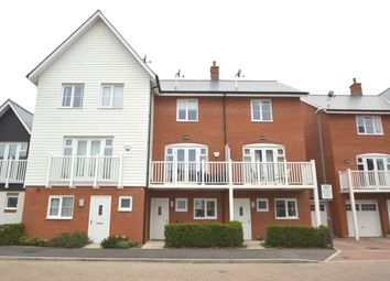 Thumbnail 3 bed terraced house for sale in Venics Way, High Wycombe