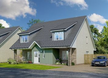 Thumbnail 5 bed bungalow for sale in Plot 36 Vorlich, The Views, Saline, By Dunfermline