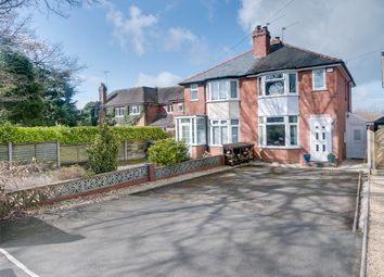 Thumbnail 2 bed semi-detached house for sale in Evesham Road, Astwood Bank, Redditch