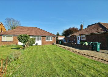 Thumbnail 2 bed semi-detached bungalow for sale in Warren Road, Ashford, Surrey