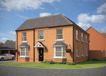 "Thumbnail 4 bed detached house for sale in ""Eden"" at Stockton Road, Long Itchington, Southam"