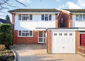 Thumbnail 4 bedroom link-detached house for sale in Victoria Gardens, Biggin Hill, Westerham, Kent