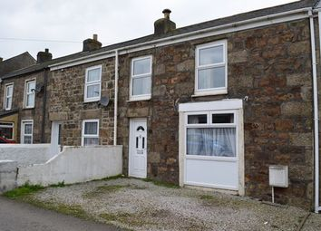 Thumbnail 2 bedroom terraced house for sale in Roskear Road, Camborne