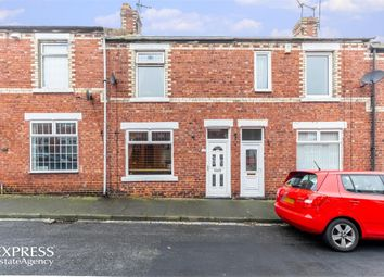 Thumbnail 2 bed terraced house for sale in Freville Street, Shildon, Durham
