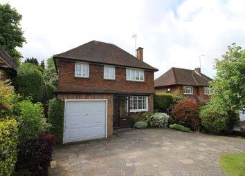Thumbnail 3 bed property to rent in Warren Road, Bushey Heath, Bushey