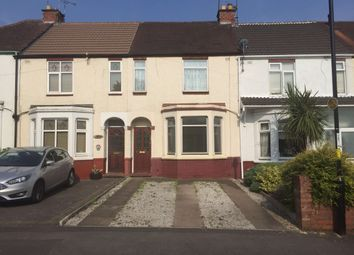 Thumbnail 2 bed terraced house to rent in Telfer Road, Coventry