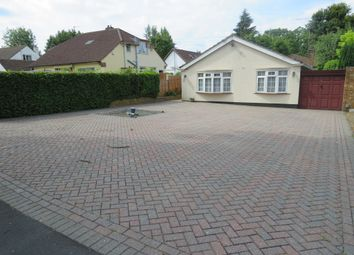 Thumbnail 3 bed detached bungalow for sale in The Meads, Bricket Wood, St. Albans