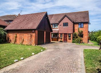 Thumbnail 6 bed detached house for sale in Hedges Court, Shenley Church End