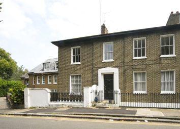 Thumbnail 5 bedroom terraced house for sale in London Fields East Side, Hackney