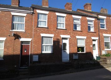 Thumbnail 2 bed terraced house for sale in Station Road, Pinhoe, Exeter