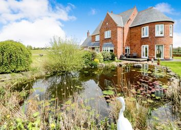 Thumbnail 8 bed detached house for sale in Forest Road, Huncote, Leicester