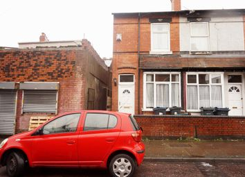 Thumbnail 2 bed end terrace house to rent in Farnham Road, Handsworth, Birmingham