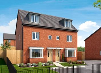 "Thumbnail 3 bed property for sale in ""The Rathmell At Bridgewater Gardens"" at Castlefields Avenue East, Castlefields, Runcorn"