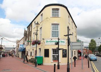 Thumbnail Pub/bar for sale in Canterbury Arms, 30 Orchard Street, Neath SA11, Neath Port Talbot