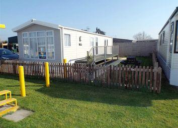 2 bed mobile/park home for sale in Weston Road, Edingworth, Weston-Super-Mare BS24