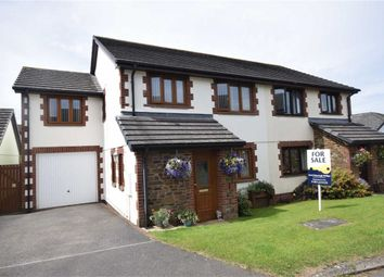 Thumbnail 4 bed semi-detached house for sale in Marshalls Mead, Beaford, Winkleigh