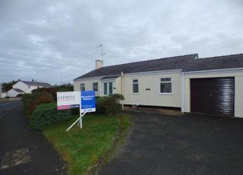 Thumbnail 3 bed bungalow for sale in Tyn Y Mur Estate, Morfa Nefyn, Pwllheli, Gwynedd