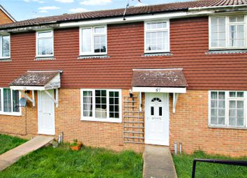 Thumbnail 2 bed terraced house for sale in Central Park Gardens, Chatham, Kent