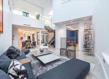 Thumbnail 3 bed detached house for sale in East Heath Road, London