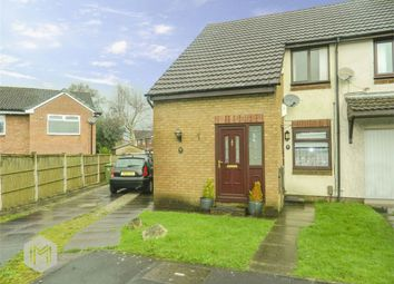 Thumbnail 1 bed flat for sale in Redstock Close, Westhoughton, Bolton, Lancashire