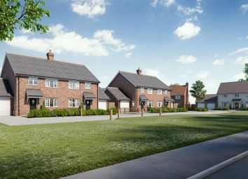 Thumbnail 3 bed semi-detached house for sale in Plot 4 Bell's Meadow, Raydon, Ipswich, Suffolk
