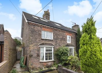 Thumbnail 3 bed semi-detached house for sale in Carylls Cottages, Faygate Lane, Faygate