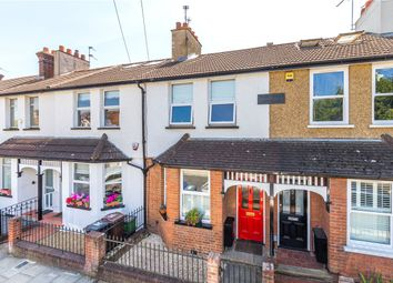 Thumbnail 3 bed terraced house for sale in Brampton Road, St. Albans, Hertfordshire