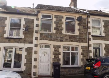 Thumbnail 2 bed terraced house for sale in Richmond Road, Six Bells, Abertillery.