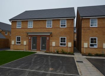 Thumbnail 3 bedroom semi-detached house to rent in Quantock Close, Midsomer Norton, Bath