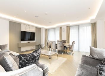 Thumbnail 3 bed flat to rent in Lodge Road, St. Johns Wood, London