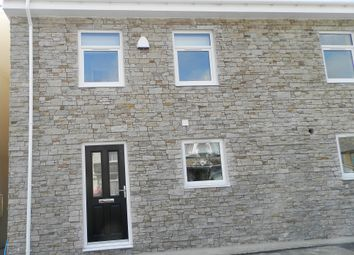 Thumbnail 4 bedroom semi-detached house for sale in Plot 1, Brynhyfryd Street, Cwmaman