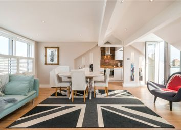 Thumbnail 3 bed flat for sale in Carlingford Road, Hampstead Village, London