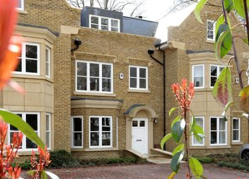 Thumbnail 4 bed terraced house for sale in The Maples, Upper Teddington Road, Hampton Wick, Kingston Upon Thames