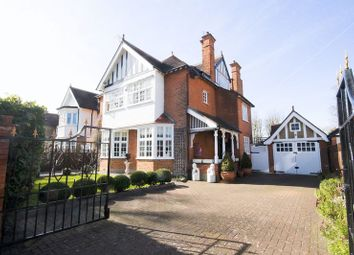 Thumbnail 6 bed detached house for sale in Royston Park Road, Pinner