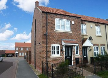 Thumbnail 2 bed semi-detached house to rent in Sleaford Road, Branston, Lincoln
