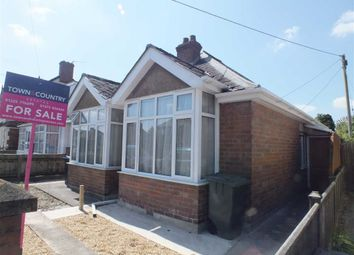 Thumbnail 1 bed semi-detached bungalow for sale in Station Road, Westbury, Wiltshire