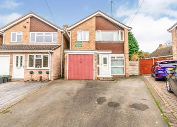 3 bed detached house for sale in Chelston Drive, Newbridge, Wolverhampton, West Midlands WV6
