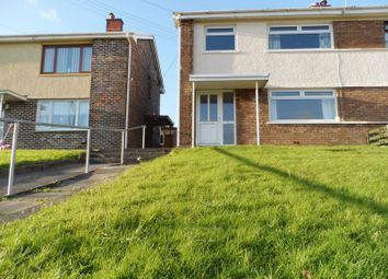 Thumbnail 3 bed semi-detached house to rent in Dolau Towy, Manordeilo, Llandeilo