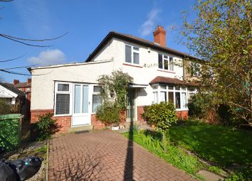 Thumbnail 4 bed semi-detached house for sale in Alaska Place, Chapel Allerton, Leeds