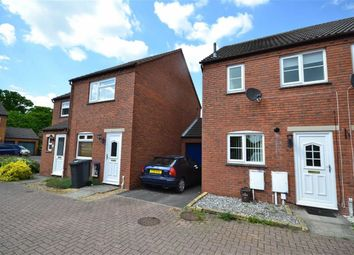 Thumbnail 2 bed end terrace house to rent in Longfield, Quedgeley, Gloucester