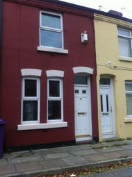 Thumbnail 2 bed terraced house to rent in Whitby Street, Anfield