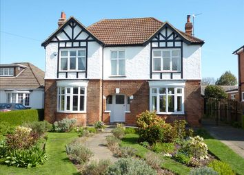Thumbnail 4 bed detached house for sale in Waltham Road, Scartho, Grimsby